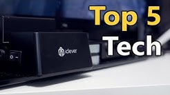 Top 5 Tech & Desk Accessories UNDER $100