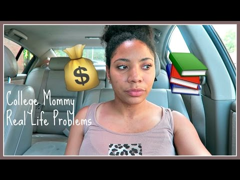 i Quit my Job to go Back to School! college mom