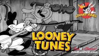 LOONEY TUNES (Looney Toons): Moonlight for Two (1932) (Remastered) (HD 1080p)