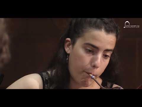 Hindemith Kleine Kammermusik for Wind Quintet -Jerusalem Music Center The Goldman Programme