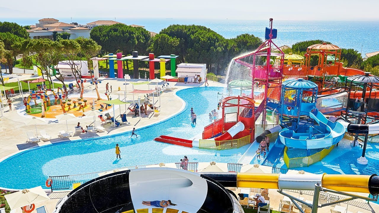 All Inclusive Hotels In Greece With Water Parks