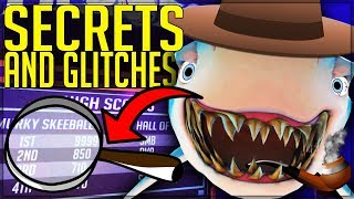 BLIZZARD WORLD SECRETS, GLITCHES, TOUR AND REVIEW - Overwatch! (With Added Shenanigans)