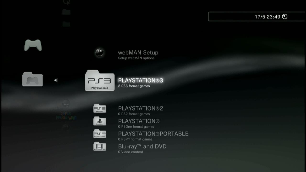 Install Webman Mod PS3 HEN V2 0 2 Super Slim