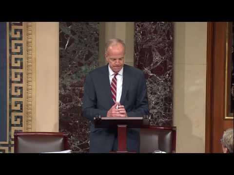Sen. Moran Speaks on Senate Floor to Push for VA Accountability