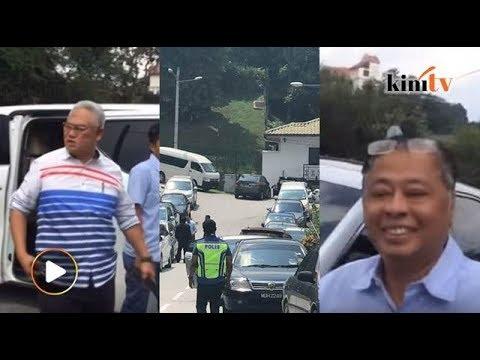 Kediaman Najib terus jadi tumpuan pemimpin Umno