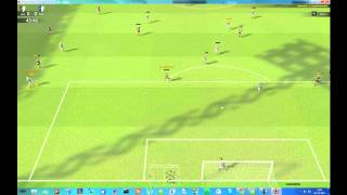 Power Soccer - Online Browser Soccer Game