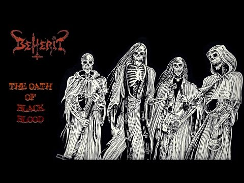 Beherit - The Oath Of Black Blood (Full Album)