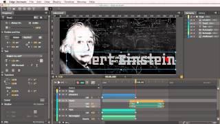 Adobe Edge Animate: Creating Animation  (2 of 4)
