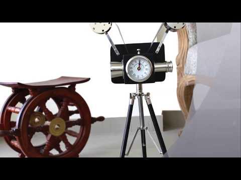 Collectibles buy Vintage Projectors clock modern art