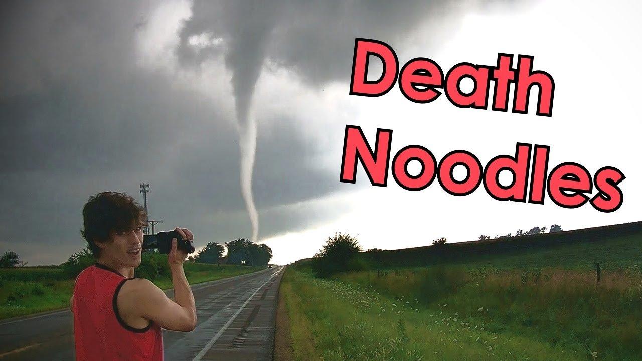 I drove into a huge tornado outbreak