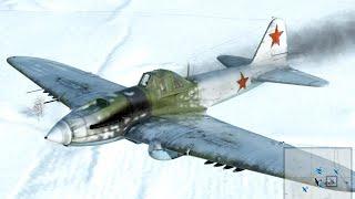 IL-2 Sturmovik: Battle of Stalingrad - Quick Mission 1