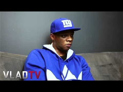 Papoose on Kanye's 'New Slaves':