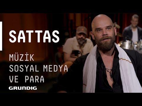 Sattas - Sohbet / Müzik, Sosyal Medya Ve Para @Akustikhane #sesiniaç