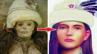 Những gương mặt được phục hồi từ x.á.c ướp nghìn năm: Bất ngờ với dung mạo Hương Phi - Tào Tháo