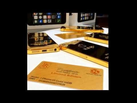 iPhone 5s Gold Edition from Paris Rose in tokyo phone dubai,dxb,gold,paris