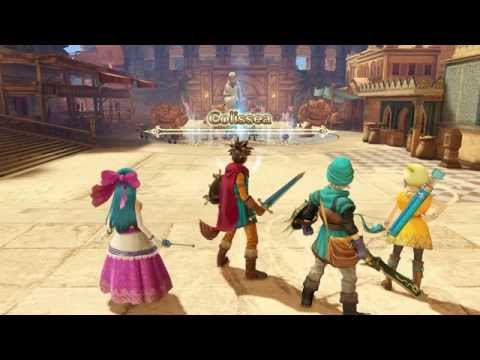 6.) Square Enix Plays Dragon Quest Heroes – Dragon Quest V & VI Character Guide