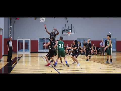 Middleside Boys Basketball vs De La Salle '17