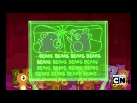 Adventure Time  Bears song metal vesion
