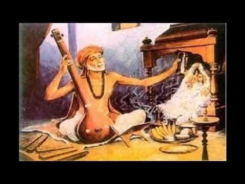 Thyagaraja Kriti-sara-sara-samarai--kuntalavarALi--Adi--Dr. Balamuralikrishna