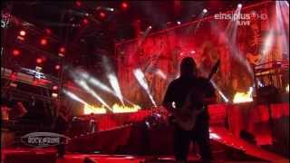 SlipKnoT live (HD, @ Rock am Ring 2015, 07.06.15)