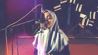 Cinta Bersabarlah letto cover by  ikhda Nou