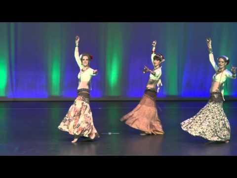 Dor'Amar, Finale der Duisburger Tanztage 2016, American Tribal Style