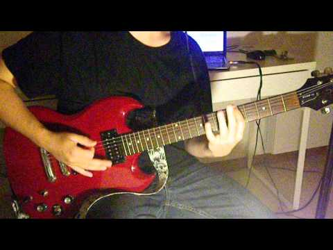 Dillinger Escape Plan - Setting Fire To Sleeping Giants (Guitar Cover) HD