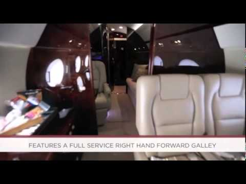 2011 GULFSTREAM G550 For Sale