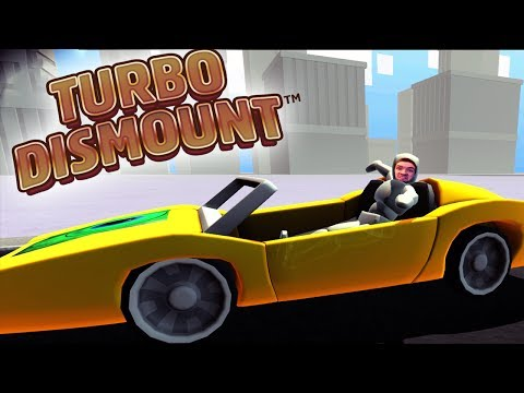Thumbnail: Turbo Dismount - Part 3 | THERE'S A JACKSEPTICEYE LEVEL