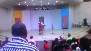 GHANA  BEST FUNNY COMEDIAN CONCERT PARTY 2017