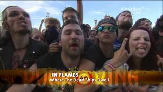 In Flames - 02.Where The Dead Ships Dwell Live @ Rock Am Ring 2015 HD AC3