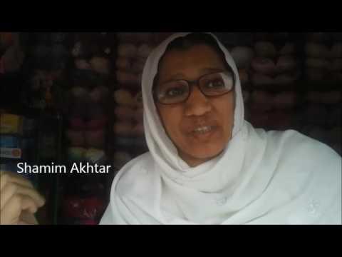 Female Business women from Sunday Market-Islamabad