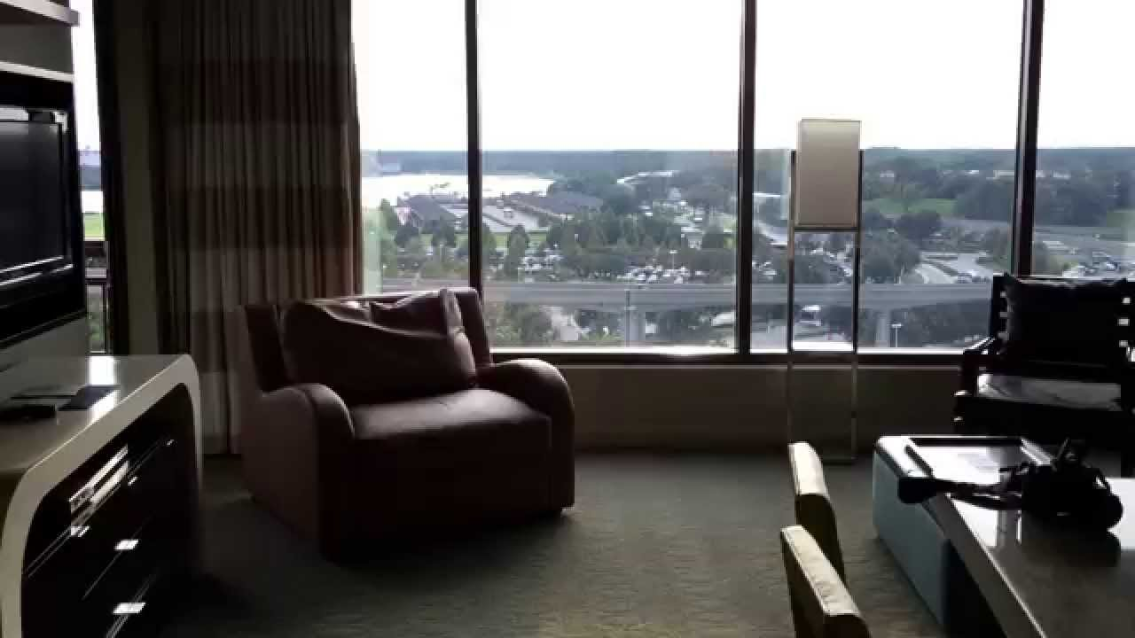 Bay Lake Tower 2 Bedroom Magic Kingdom View Room Tour