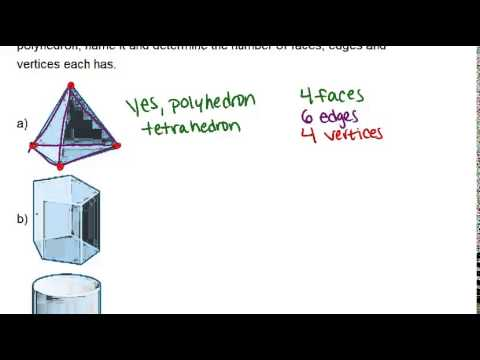 Polyhedrons: Examples (Geometry Concepts)