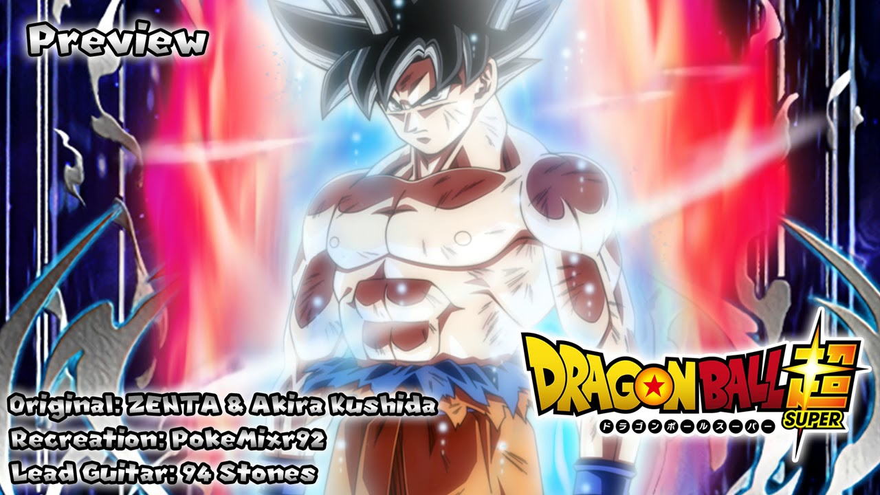 Dragonball Super - Ultimate Battle (HQ Recreation Preview)