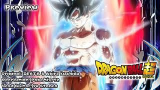 Dragonball Super Ultimate Battle HQ Cover Preview.mp3
