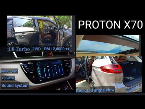 Proton x70 Premium