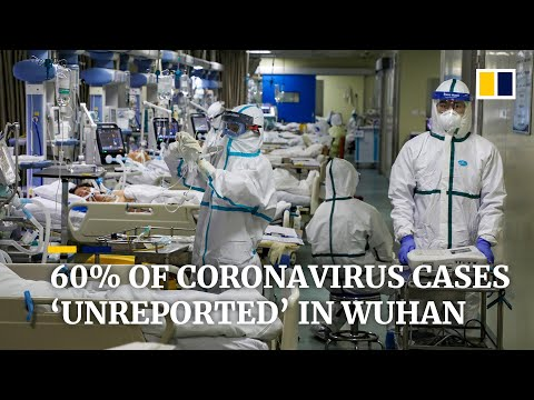 Thousands Of Covert Coronavirus Cases Unreported In Central Chinese City Of Wuhan, Study Says