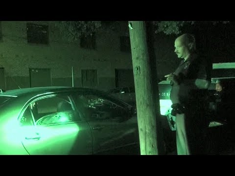 Repeat LAPD bully caught by (female) cop watcher part 2 by