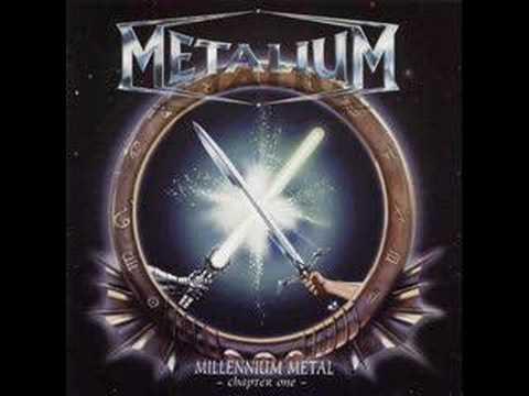 Metalium - Metamorphosis