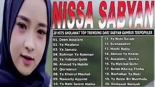 #nissasabyan #qomarun #yamaulana NISSA SABYAN FULL ALBUM | THE BEST Of ALBUM NISSA SABYAN