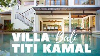 Villa Titi Kamal di Bali Mewah Abis