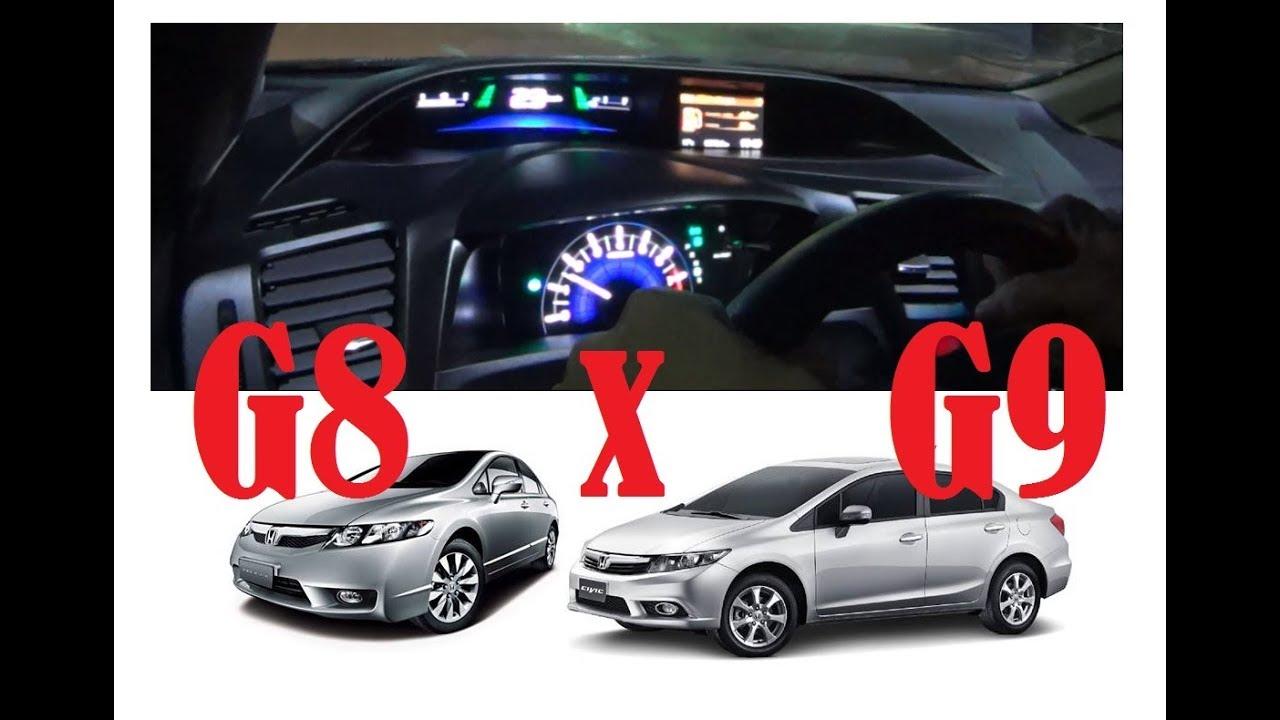 68 Civic G8 Gratis