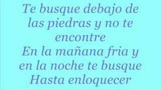 Nelly Furtado ft Juanes - Te Busque Spanish Version (Lyric)