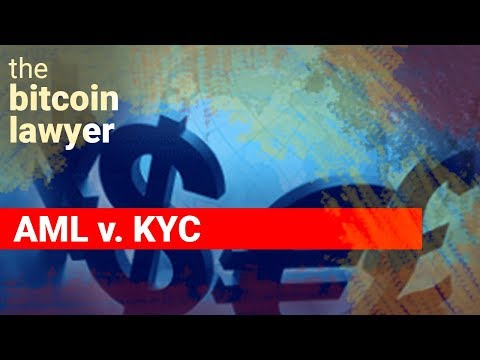 Adam S Tracy Talks AML vs. KYC Requirements in Cryptocurrency