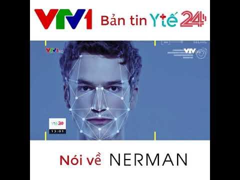 Nerman   hệ sinh thái mỹ phẩm cho nam giới được VTV1 giới thiệu