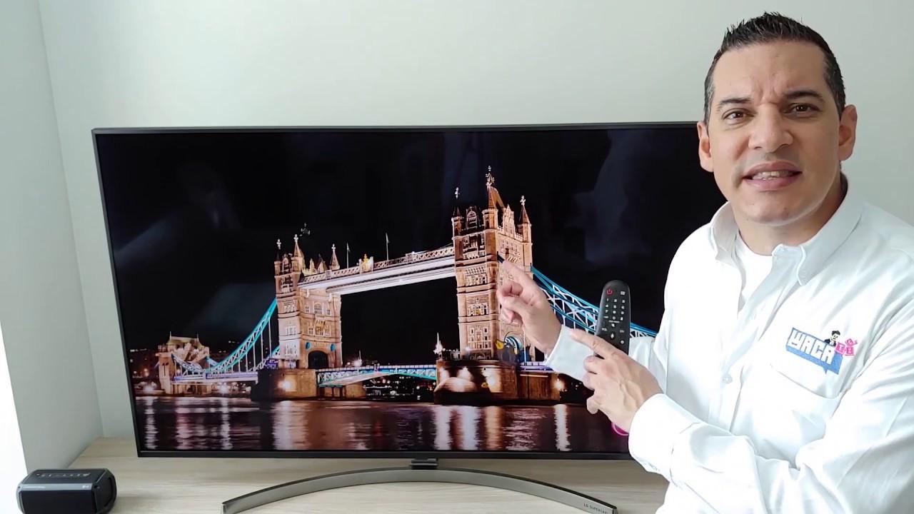 Tecnología Nano Cell - LG TV Super UHD 4K | Guillermo Escalante