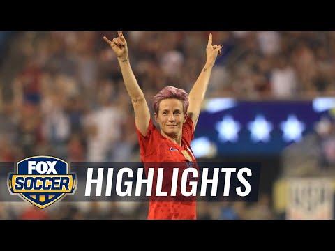 90 in 90: United States vs. South Korea | 2019 Women's International Friendly Highlights