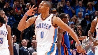 NBA 3-Pointer Celebrations