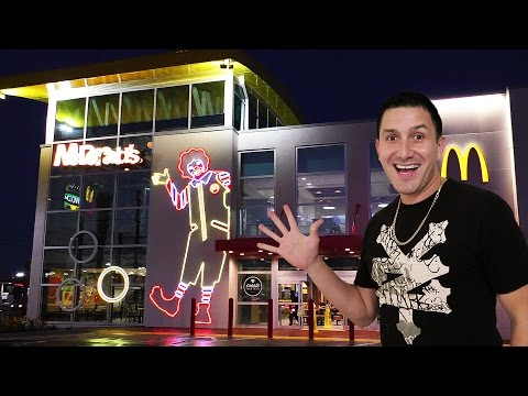 New Worlds Largest Mcdonalds Arcade